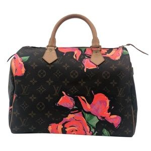Louis Vuitton Lim Ed Stephen Sprouse Roses